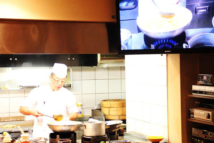 料理教室「中国料理の友」