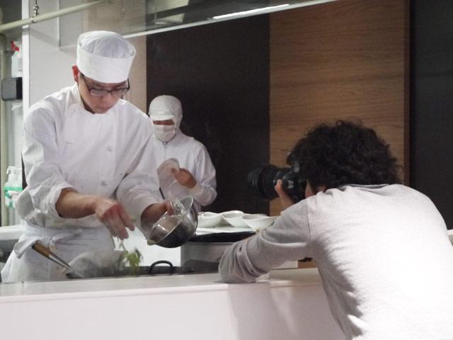 第173回の守屋究さん(新世界菜館/23歳・料理人歴3年)