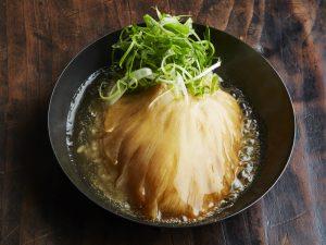 とびきりのフカヒレ姿煮ごはん(1,980円)